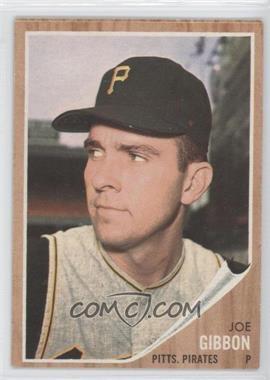 1962 Topps #448 - Joe Gibbon