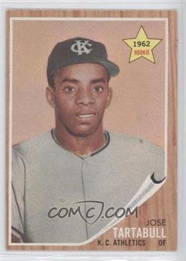 1962 Topps #451 - Jose Tartabull