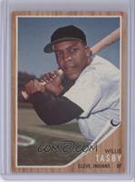 Willie Tasby (No logo on cap)
