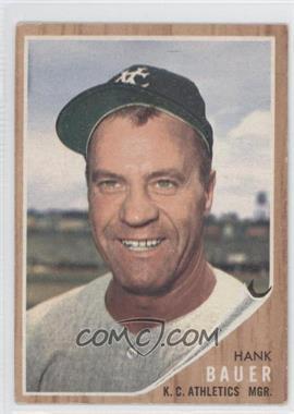 1962 Topps #463 - Hank Bauer