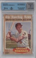 Brooks Robinson (All-Star) [BGS/JSA Certified Auto]