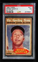 Mickey Mantle (All-Star) [PSA 7]