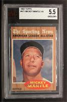 Mickey Mantle (All-Star) [BVG 5.5]