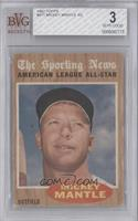 Mickey Mantle (All-Star) [BVG 3]