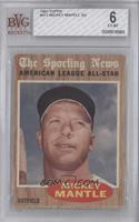 Mickey Mantle All-Star [BVG 6]