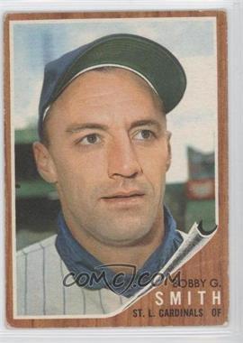 1962 Topps #531 - Bob Smith