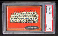 Chicago Cubs Team [PSA7]