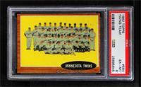 Minnesota Twins Team [PSA6]