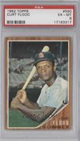 Curt Flood [PSA 6]