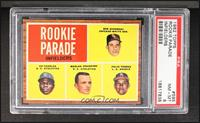 Rookie Parade - Bob Sadowski, Ed Charles, Marlan Coughtry, Felix Torres [PSA&nb…