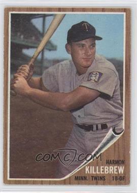 1962 Topps #70 - Harmon Killebrew