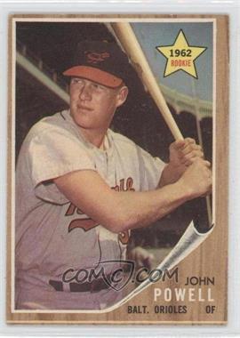 1962 Topps #99 - John Powell