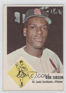 1963 Fleer - [Base] #61 - Bob Gibson