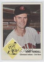 Jerry Kindall [Good to VG‑EX]