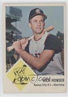 Dick Howser [Good to VG‑EX]