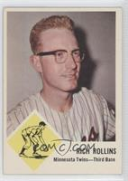 Rich Rollins [Good to VG‑EX]