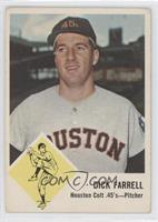 Turk Farrell [Good to VG‑EX]