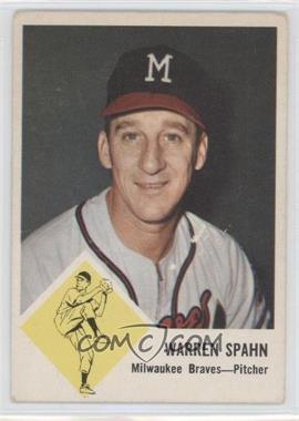 1963 Fleer #45 - Warren Spahn [Good to VG‑EX]