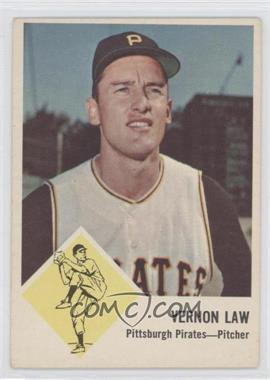 1963 Fleer #58 - Vern Law