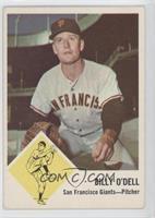 Billy O'Dell