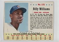 Billy Williams [Authentic]