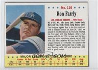 Ron Fairly [Authentic]