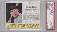Mickey Mantle [PSA AUTHENTIC]