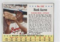 Hank Aaron [Authentic]