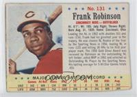 Frank Robinson (No Stripes On Cap) [Good to VG‑EX]