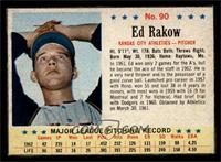 Ed Rakow [EXMT]