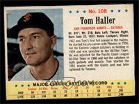 Tom Haller [VG]