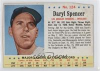 Daryl Spencer [Authentic]