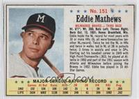Eddie Mathews [Authentic]