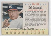 Del Crandall [Authentic]