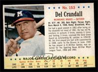 Del Crandall [EXMT]