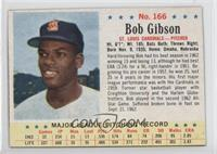 Bob Gibson [Authentic]