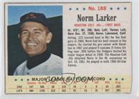 Norm Larker [GoodtoVG‑EX]