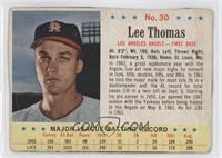 Lee Thomas [GoodtoVG‑EX]