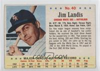 Jim Landis [Authentic]