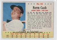 Norm Cash [Authentic]