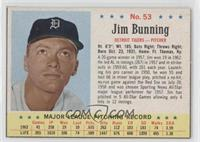 Jim Bunning [Authentic]