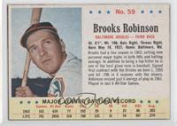 Brooks Robinson [GoodtoVG‑EX]