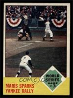 World Series Game #3 (Roger Maris) [NM]