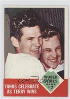 New York Yankees Team, Ralph Terry