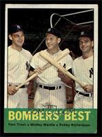Bombers' Best (Tom Tresh, Mickey Mantle, Bobby Richardson) [VGEX]