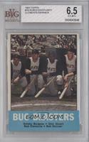 Buc Blasters (Smoky Burgess, Dick Stuart, Roberto Clemente, Bob Skinner) [BVG&n…