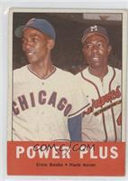 Power Plus (Ernie Banks, Hank Aaron)