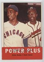 Power Plus (Ernie Banks, Hank Aaron)