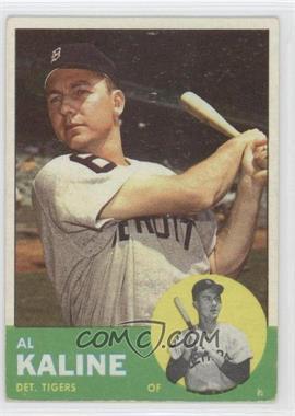 1963 Topps - [Base] #25 - Al Kaline