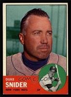 Duke Snider [EXMT]
